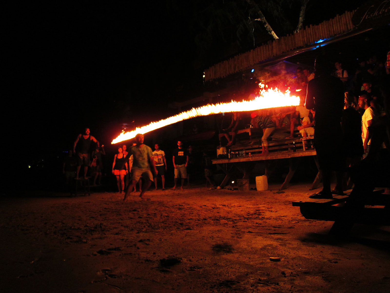 Party And Nightlife On Koh Tao Thailand